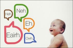 Primer año de vida: características del lenguaje verbal del bebé