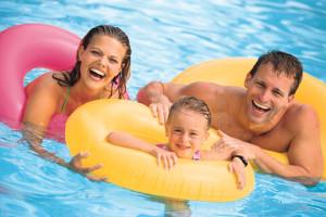 Vacaciones: piletas y mar, los cuidados necesarios para disfrutar sin peligros