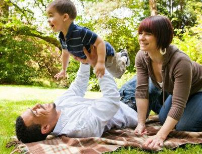 aire libre familia