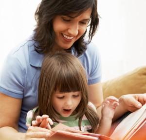 Las ventajas de la lectura infantil